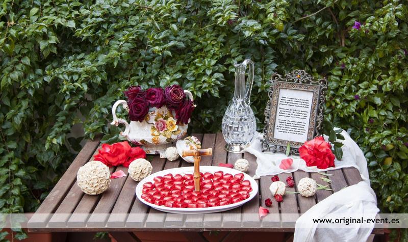 Mesa decoraci n estilo vintage original event original event - Blogs de decoracion vintage ...