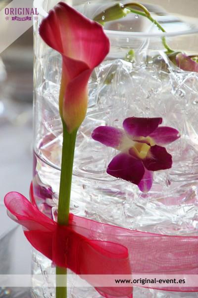 41 detalle centros florales boda