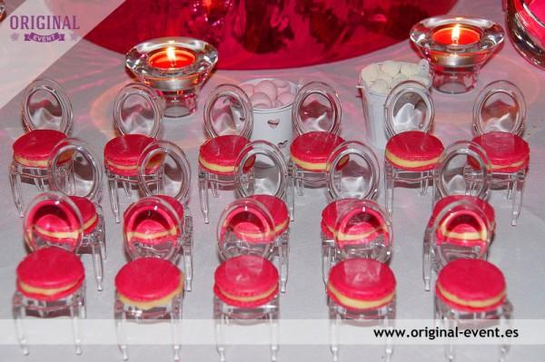 65 Mini sillitas para Candy Bar