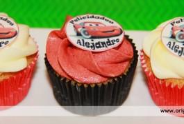 CandyBarCumpleRayoMiniCupcakes