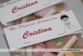 CandyBarComunionNiña