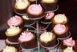 CandyBarMiniCupcakesRosas