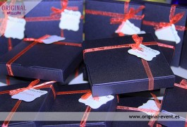 Cajas invitación boda